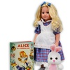 Deluxe Once Upon a time Storybook doll Alice in Wonderland