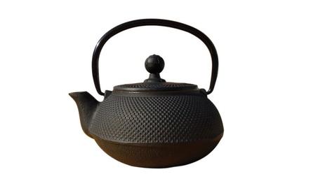 Old Dutch Cast Iron Sapporo Teapot, 20-Ounce, Black photo