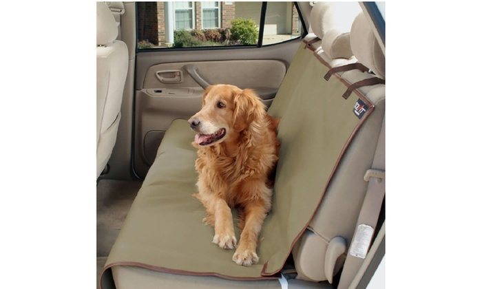 New Pet Car Seat Cover Waterproof Scratch Proof Heavy Duty Back Protector