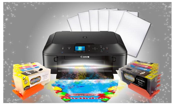 Canon Edible Image Photo Cake Printer