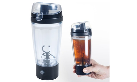 Chef Buddy Auto Mixing Travel Mug with Tornado Action (Double Layer) 1472081b-5e45-47c2-a28f-e3802d4900b6