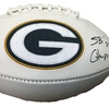 Andre Rison Autographed Green Bay Packers  Football Inscribed SB 31 Ch
