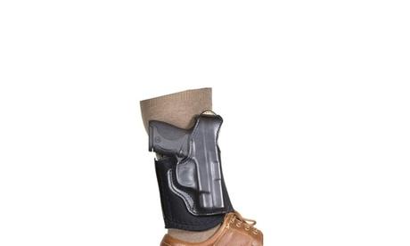 DeSantis RH Black Die Hard Ankle Rig-Springfield XDS45 7067b86d-c847-425d-ae72-709834a32d17