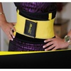 Yellow Xtreme Belt Power Shapers Tecnomed Support Hot Gym Workout