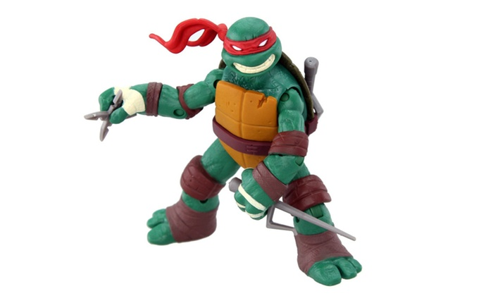 Nickelodeon Teenage Mutant Ninja Turtles Raphael Action ...
