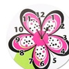 Trend Lab Wall Clock, Zahara Zebra