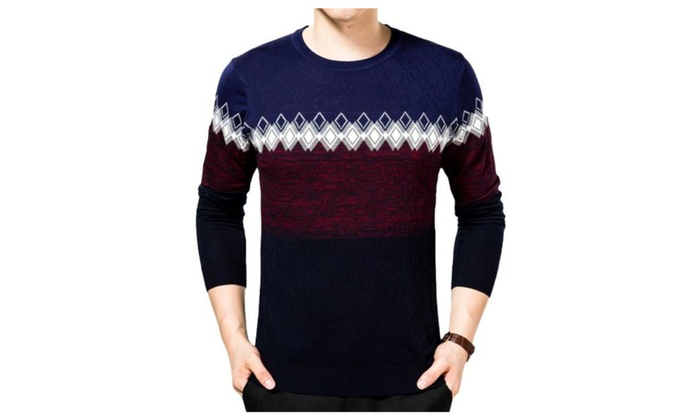 Women's Slim Fit Fashion Pullover Long Sleeve Solid Pullovers