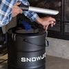 Snow Joe ASHJ202 5 Amp 4.8-Gallon Ash Vacuum