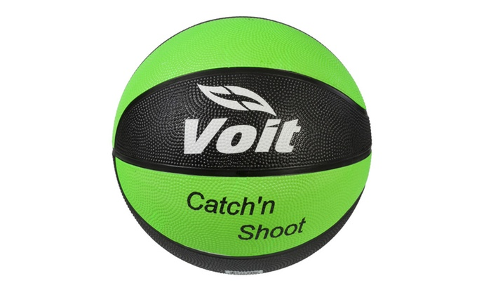Voit Size 7 Rubber Basketball Deflated – Glow in the Dark