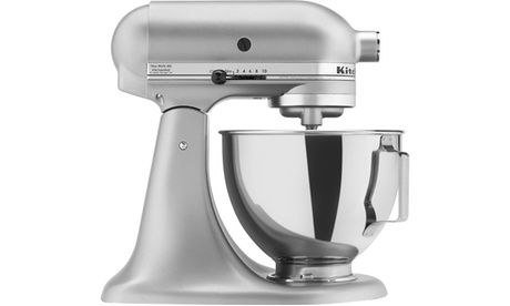 KitchenAid 4.5-Quart 10-Speed Tilt-Head Stand Mixer