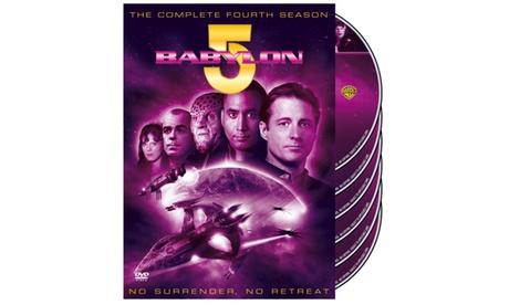 Babylon 5: The Complete Fourth Season (Repackage)(DVD) 30919e7f-1ea9-44e2-86c4-24c435109f95