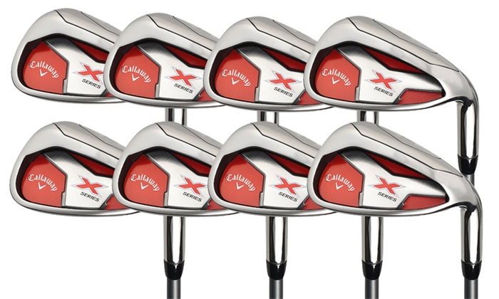 Callaway Golf Clubs >> Up To 33 Off On Callaway Golf Irons And Shafts Groupon Goods