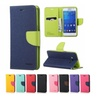 Magnetic PU Leather Wallet Card Case Cover Stand for Samsung Galaxy J7