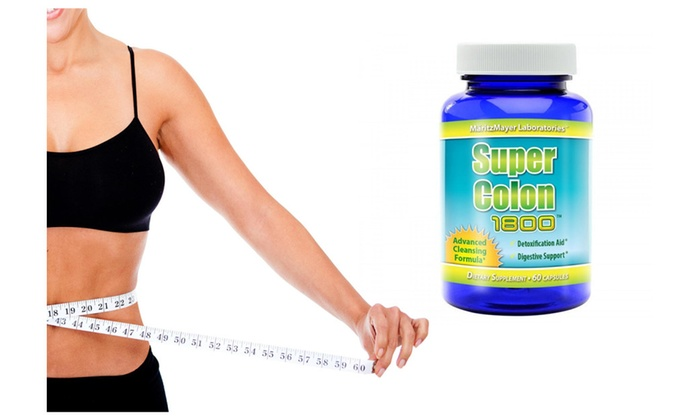 Effective For Weight Loss Super Colon Cleanse 1800