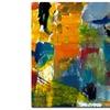 Michelle Calkins; Color Relationships I Canvas Print