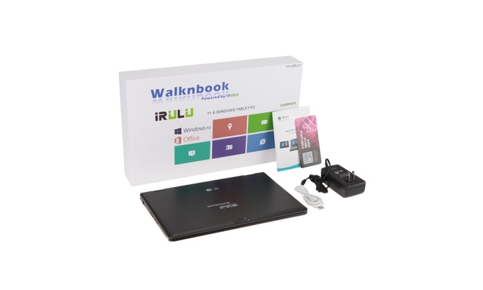 iRULU Walknbook 2-in-1 11 6
