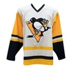 Pittsburgh Penguins White CCM Throwback Premier Edge Jersey