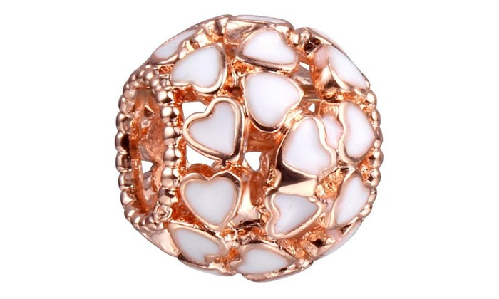 162bfcb94 Up To 89% Off on Rose Gold White