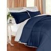3pc Kathy Ireland Sherpa Comforter Set