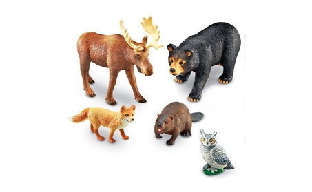 Learning Resources Jumbo Forest Animals 8aa2c11e-e88d-4636-a1be-84919300b962