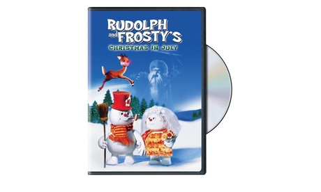 Rudolph and Frosty's Christmas In July (DVD) 473f464f-d077-4a96-bdfb-d85b21cf96b4