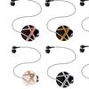 Clip-on Wireless Bluetooth Sport Earphones Stereo Earbuds