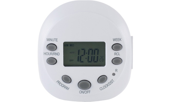 GE 15150 Plug-in Digital Timer