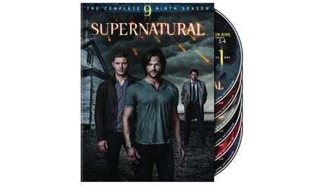 Supernatural: The Complete Ninth Season (DVD) f1cd092c-2b41-4811-a3d9-ea5f4a2247ae
