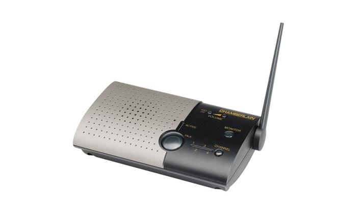 Chamberlain Nls1 Add-on Wireless Intercom For Ielnls2