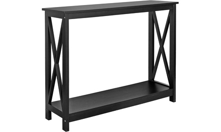 ZENY Console Table,Sofa Table for Entryway Hallway Living Room Foyer