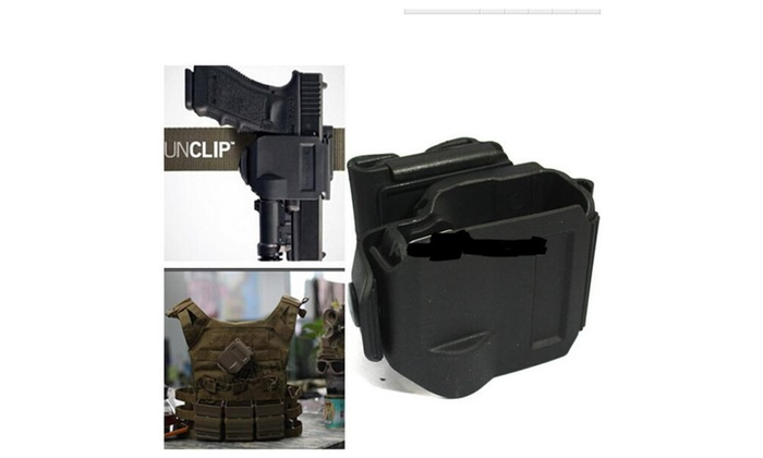 DLP Tactical Glock Clip MOLLE / Belt Holster for Glock 17 19 22 23