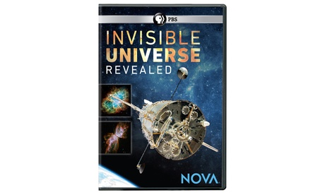 NOVA: Invisible Universe Revealed DVD 30ba3a8d-5aaa-407a-bc24-ab78187f8d27