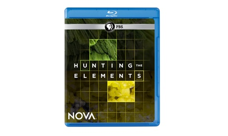 NOVA: Hunting the Elements Blu-ray e9b7563c-96dd-4be8-8f82-28d7ac29feb6