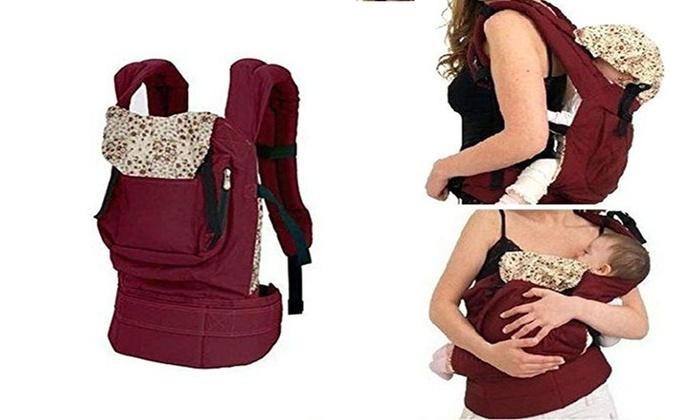 Newborn Infant Baby Carrier Sling Wrap Rider Backpack Front Strap Sleeping Bag