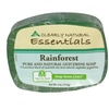 Clearly Natural Glycerine Bar Soap Rainforest - 4 OZ (Pack of 1)