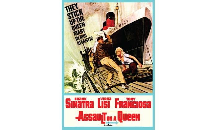 Groupon Goods: Assault on a Queen DVD