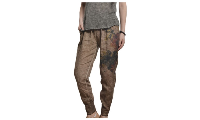 DPN Women's Casual 2015 Autumn Pants
