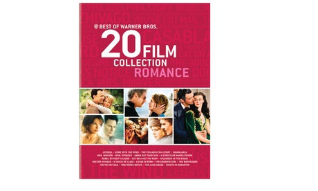 Best of Warner Bros. 20 Film Collection Romance (DVD) a0f989c9-3461-4d0f-a5a3-417537be3a7e