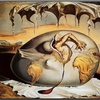 Geopoliticus Child by Salvador Dali