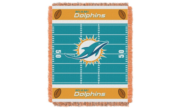 NFL 04401 Dolphins Field Baby