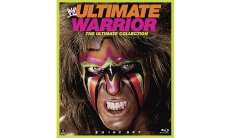 WWE: Ultimate Warrior: The Ultimate Collection (2-Disc) (Blu-ray) 5d02199b-4974-4f20-8ac4-1b4e08367872