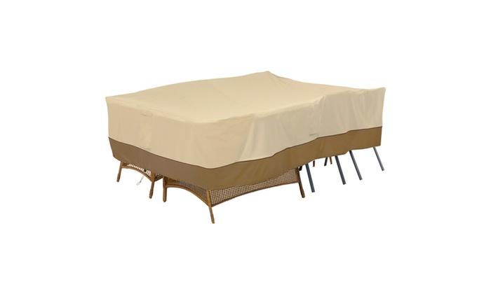 Classic Accessories Veranda Patio Furniture Cover Groupon
