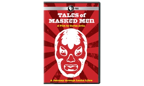 Tales of Masked Men: A Journey through Lucha Libre DVD b81d6aa9-0f24-4685-9054-fe6cb8fae269