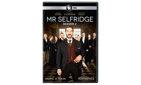 Masterpiece: Mr. Selfridge Season 2 DVD (U.K. Edition) a1b6401d-e448-40a5-aa00-d96be12f5c97