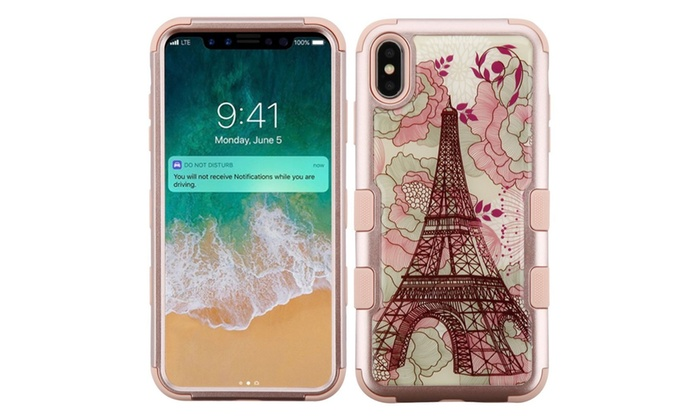 Up To 40 Off On Insten For Iphone Xs Max Rose Groupon Goods