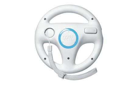 Mario Kart Wii with Wii Wheel 618605ad-c7f8-4b4e-8224-021ae726e6fb