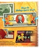 2018 Official Chinese Year of the Dog Gold Hologram Genuine U.S. Bill