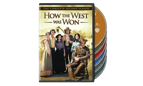 How the West Was Won: The Complete Second Season (DVD) 6b35e35c-e31c-4798-9725-3694e912ad03