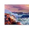 David Lloyd Glover Surf Crashes Canvas Print