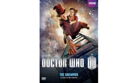 Doctor Who: The Snowmen (DVD) 66b9627f-89ee-40d2-85f4-5fac54d362f2